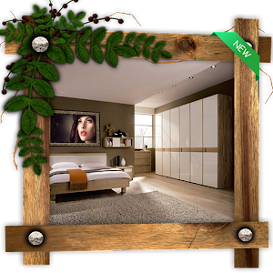 Bedroom decoration photo frame