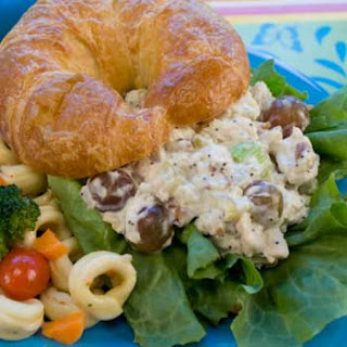 Quick Chicken Salad