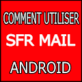 App comment utiliser SFR mail FR APK for Kindle
