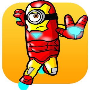 Ironfly Super-minion
