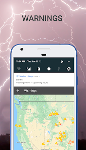 Weather 14 days APK for Bluestacks