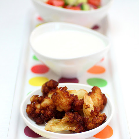 Arabic Fried Cauliflower