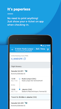 Traveloka Book Flight & Hotel APK screenshot thumbnail 6