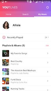 MusicHub - Free Music & Videos