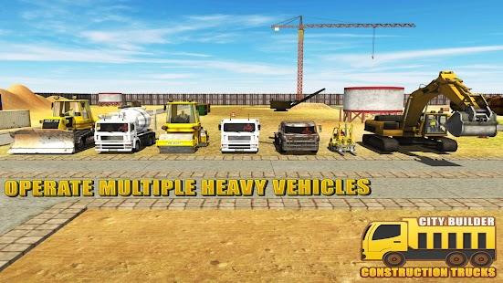 City Builder: Construction Sim APK for Bluestacks