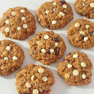 Molasses Oatmeal Cranberry Cookies Recipes
