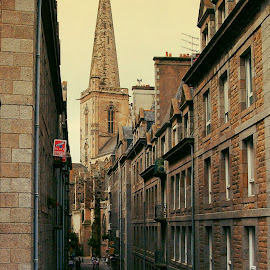 St.Malo ll by Igor Modric - City,  Street & Park  Neighborhoods