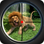 Animal Hunting:Jeep Drive Simulator Icon
