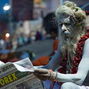 by Subhankar Ghosh - People Street & Candids
