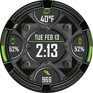 Download VIPER 21 Watchface for WatchMaker For PC Windows and Mac