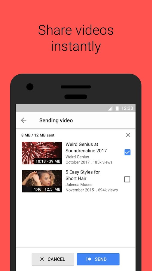 YouTube Go Screenshot 4