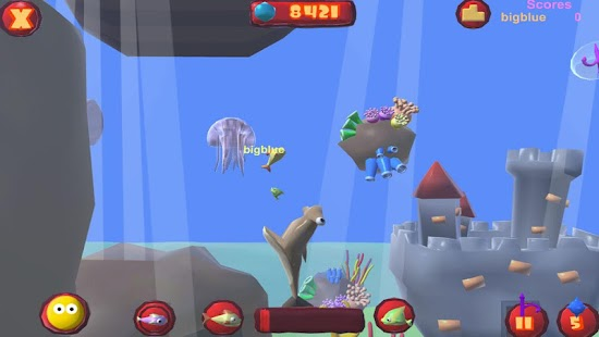 Game Fish eat Fish Frenzy APK for Windows Phone