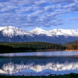 Jasper NP by Stanley P. - Landscapes Waterscapes