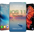 IOS 11 Wallpapers Lockscreen APK for Bluestacks