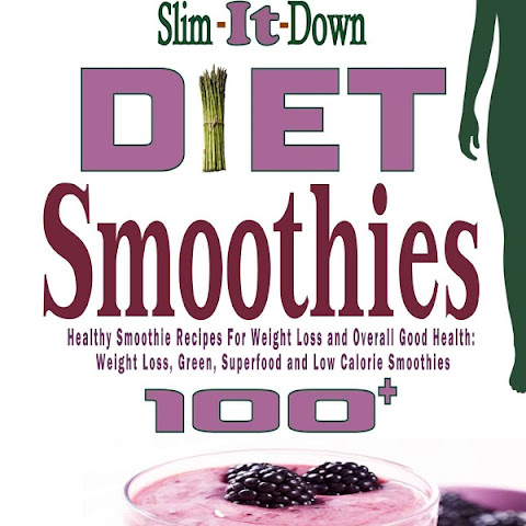 The Slim-It-Down Diet Smoothies
