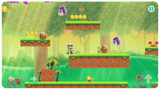 Rush Adventure Soni Jungle - screenshot