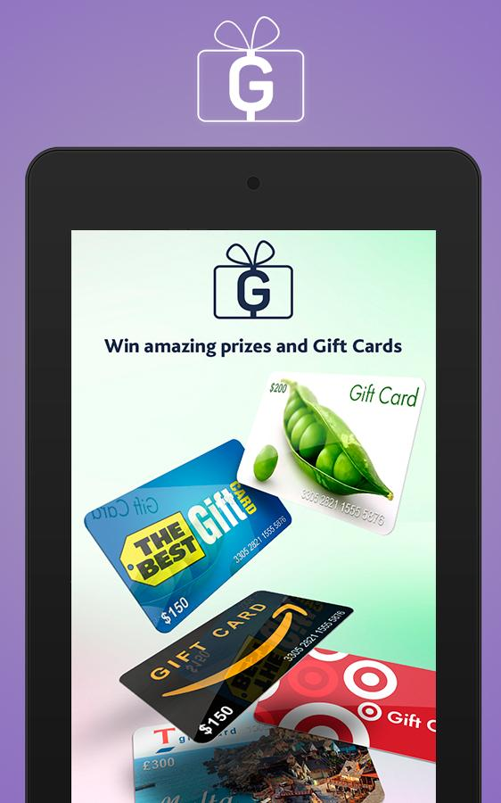 Gifties - Gift Cards & Rewards Screenshot 8