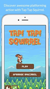 Tap Tap Squirrel - screenshot
