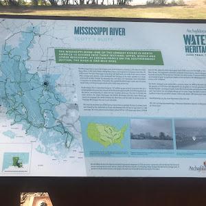 Mississippi River - Scott's Bluff