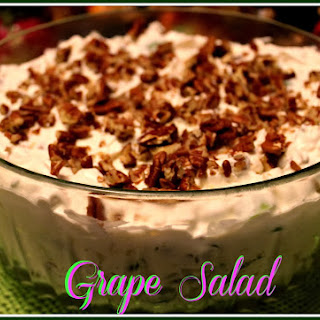 Shari's Grape Salad!