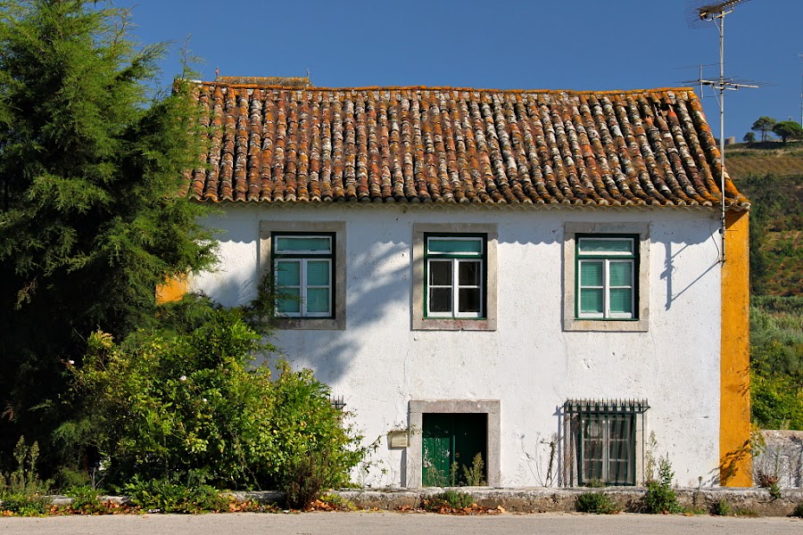 Old house by Gil Reis - Buildings & Architecture Homes ( houses, travel, portugal )