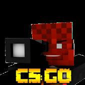 Free Multicraft Pixel Cs : Go APK for Windows 8