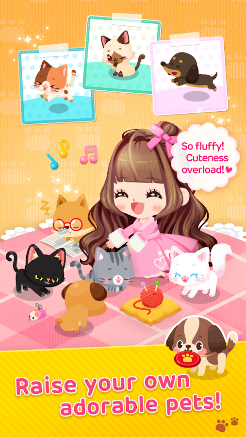 LINE PLAY - Your Avatar World Screenshot 1