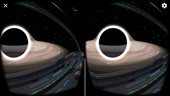 VR Black Hole Screenshot