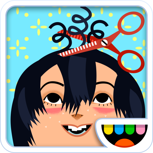 Toca Hair Salon 2 (app)