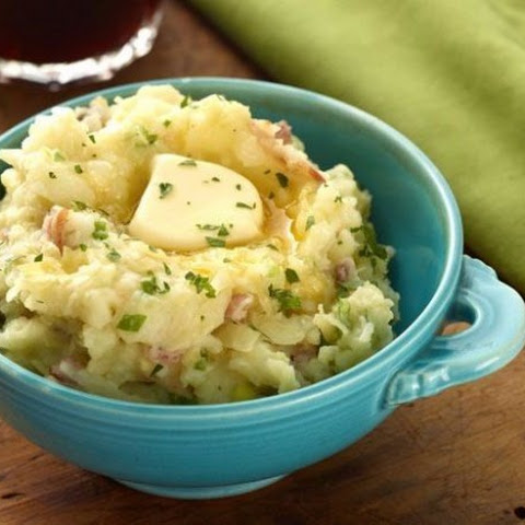Mashed Potatoes In Irish