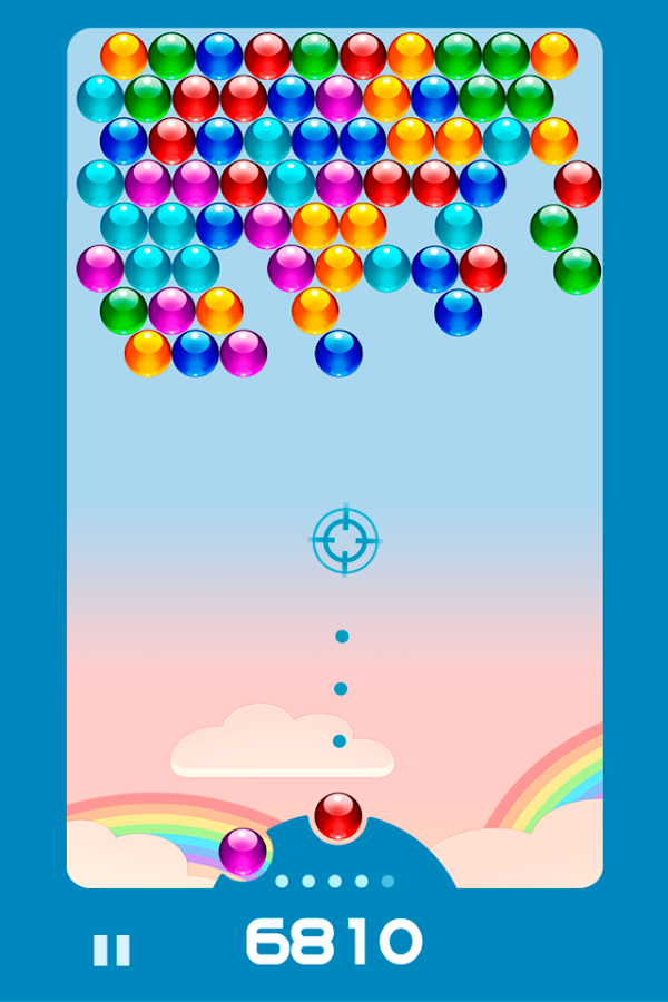 Super Bubble Shooter Master Screenshot 3