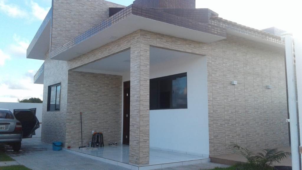 Casa com 2 dormitórios à venda, 68 m² por R$ 165.000 - Village Jacumã - Conde/PB