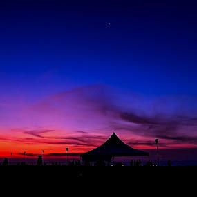 Sepetang Di Mukah by Smurai Jack - Landscapes Sunsets & Sunrises