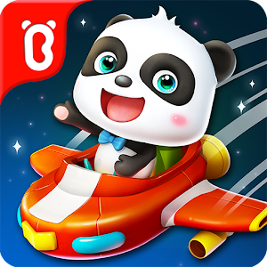Download free Baby Panda's Space War-Space Guardians & Spaceship for PC on Windows and Mac
