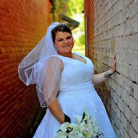 by Stephanie Shuman - Wedding Bride