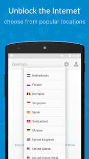 App ZenMate VPN APK for Windows Phone