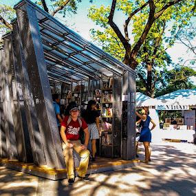 by Reagan Estrella - City,  Street & Park  Markets & Shops