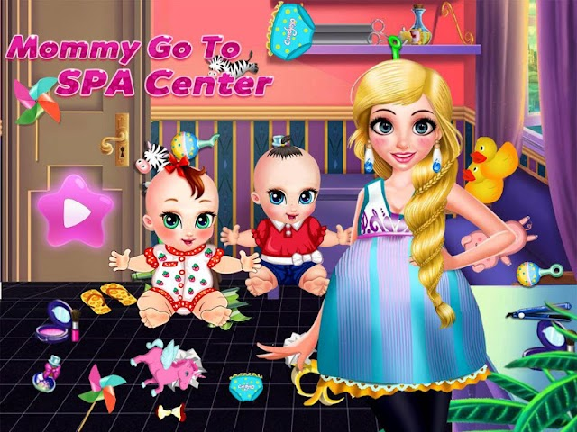 android Mommy Go To SPA Center Screenshot 5