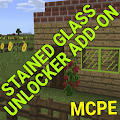 App Stained Glass Unlocker Add-on for MCPE APK for Kindle