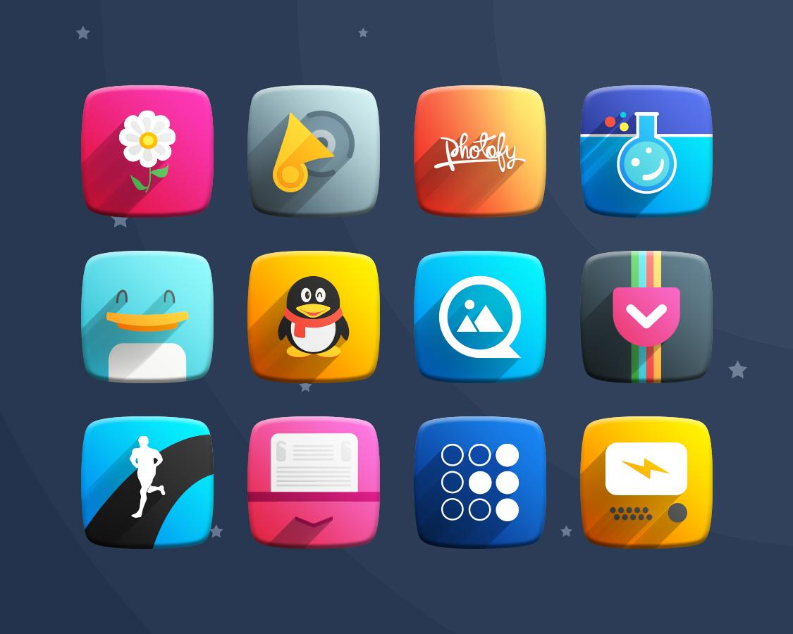 Space Z Icon Pack Theme Screenshot 13