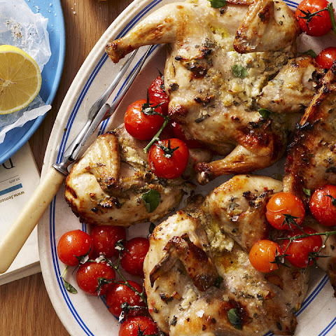 Baked Yogurt and Oregano Chicken