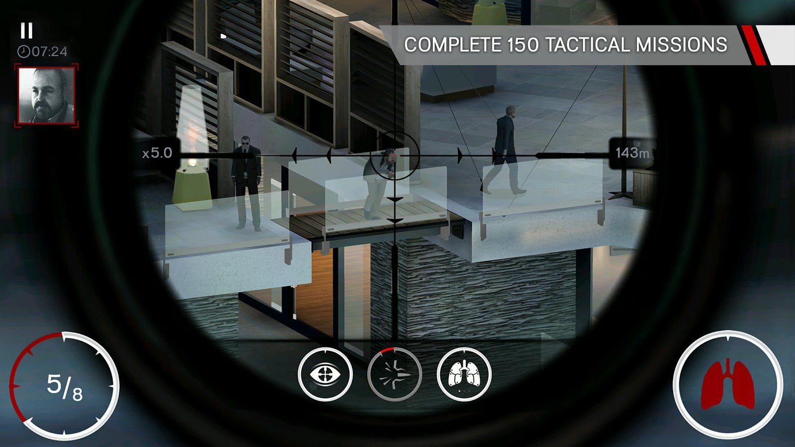 Hitman: Sniper Screenshot 1