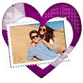 love Cadre Valentine's DAY