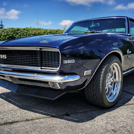 '68 Camaro SS by Todd Reynolds - Transportation Automobiles ( classic car, muscle, classic )