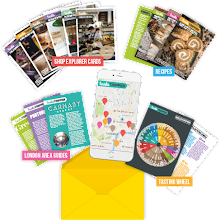 London Chocolate Explorer pack for One - Self-guided tour