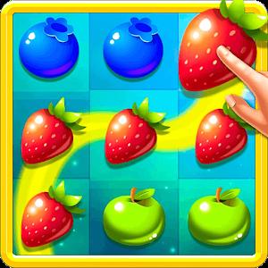 Fruit Link Smash Mania: Free Match 3 Game For PC (Windows & MAC)