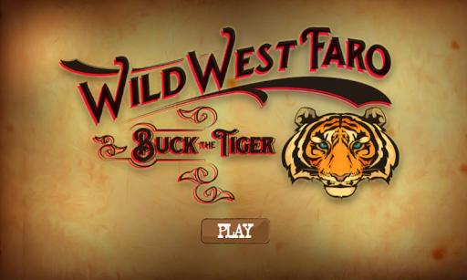 Wild West Faro - screenshot