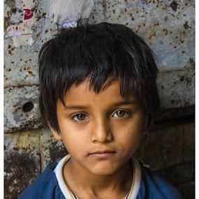 Read my story from my EYE by Baidyanath Arya - Babies & Children Child Portraits (  )