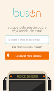 Find My Bus - Cade meu ônibus - screenshot