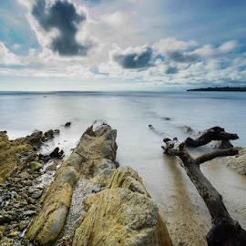 Blue horizon by Adin S - Novices Only Landscapes
